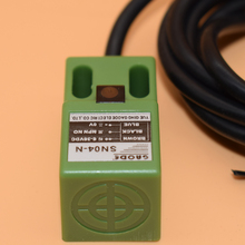 SN04-N Famous SN04N 4mm Approach Sensor NPN,3 wire,NO 6-30V DC Inductive Proximity Switch