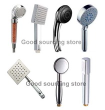 free shipping good quality ABS/brass hand shower head