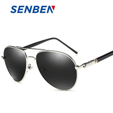 New brand David Beckham Polarized Sunglasses Men Women Sports Sun Glasses Driving Eyewear Sun glasses Male Driving Sun Glasses(China)
