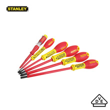 Stanley FatMax VDE tested 1000v insulated screwdriver set of 6piece destornillador vde(China)