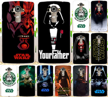 Phone Case For LG G4S G4 Beat Case (5.2 inch)  Painting Star Wars Cover Case Shell For LG G4 Beat Cases Back Cover