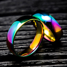 Colorful Ring For men and women lovers' ring