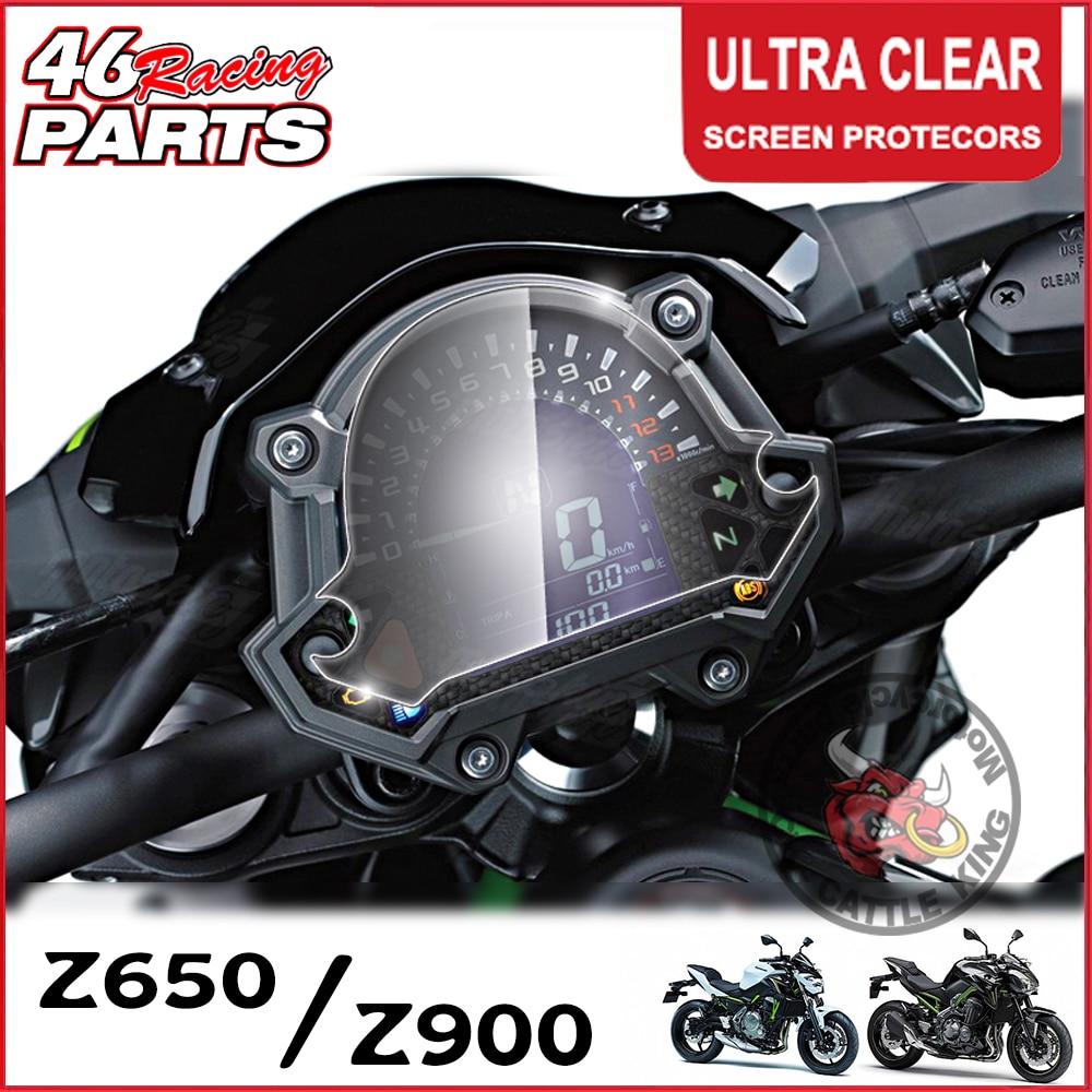 Black GZYF Radiator Protective Guard Motorcycle Radiator Grill Cover Fits KAWASAKI Z900 2017