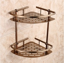 Bathroom Accessories,Fashion Antique Design Shower Shampoo&Toilet Storage Shelf/Wall Mounted Bathroom Basket/Bath furniture(China)