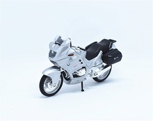1:18 Welly R1100 RT Motorcycle Bike Model New in Box Silver