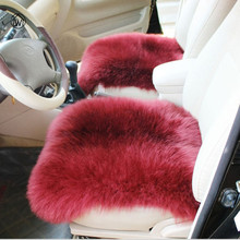 Pure wool carpet Australia whole sheepskin mat living room bedroom European style wool sofa cushion manufacturers selling(China)