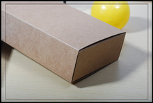 inner size16.5x11.5x4cm drawer Kraft paper box gift food toy tool Tea box Backing Cake box/Biscuit snack packing boxes100pcs/lot(China)