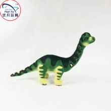 Kids favor toy stuffed dinosaur plush toy for kids gift toy 58cm length green color dinosaur