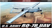 ACADEMY 12117 1/35 Scale U.S.ARMY RQ-7B UAV Plastic Model Building Kit(China)
