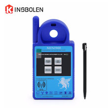 Smart MINI ND900 Trasponder Key Programmer for 4C 4D ID46 72G Chip Copy Machine Update Online MINI900 CN900 mini Key copy tool
