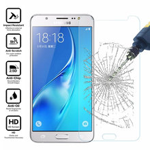HD 9H Tempered Glass Film for Samsung Galaxy A5 A7 A3 J5 2015 2016 Core Grand Prime G530 G531 G360 G355 Front Screen Protectors