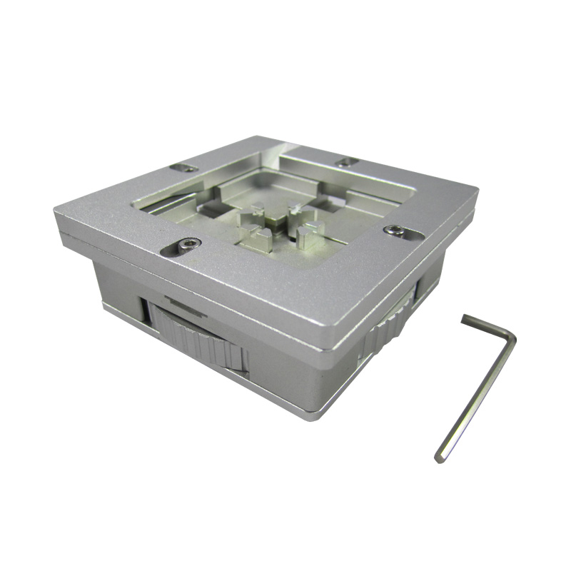 LY Reballing Station RD980 New auto align bga reball jig only wheel control one frame compatible for 80mm 90mm stencils<br>