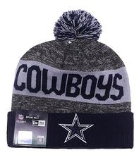 2017 Dallas High quality cowboys beanies knit hats(China)