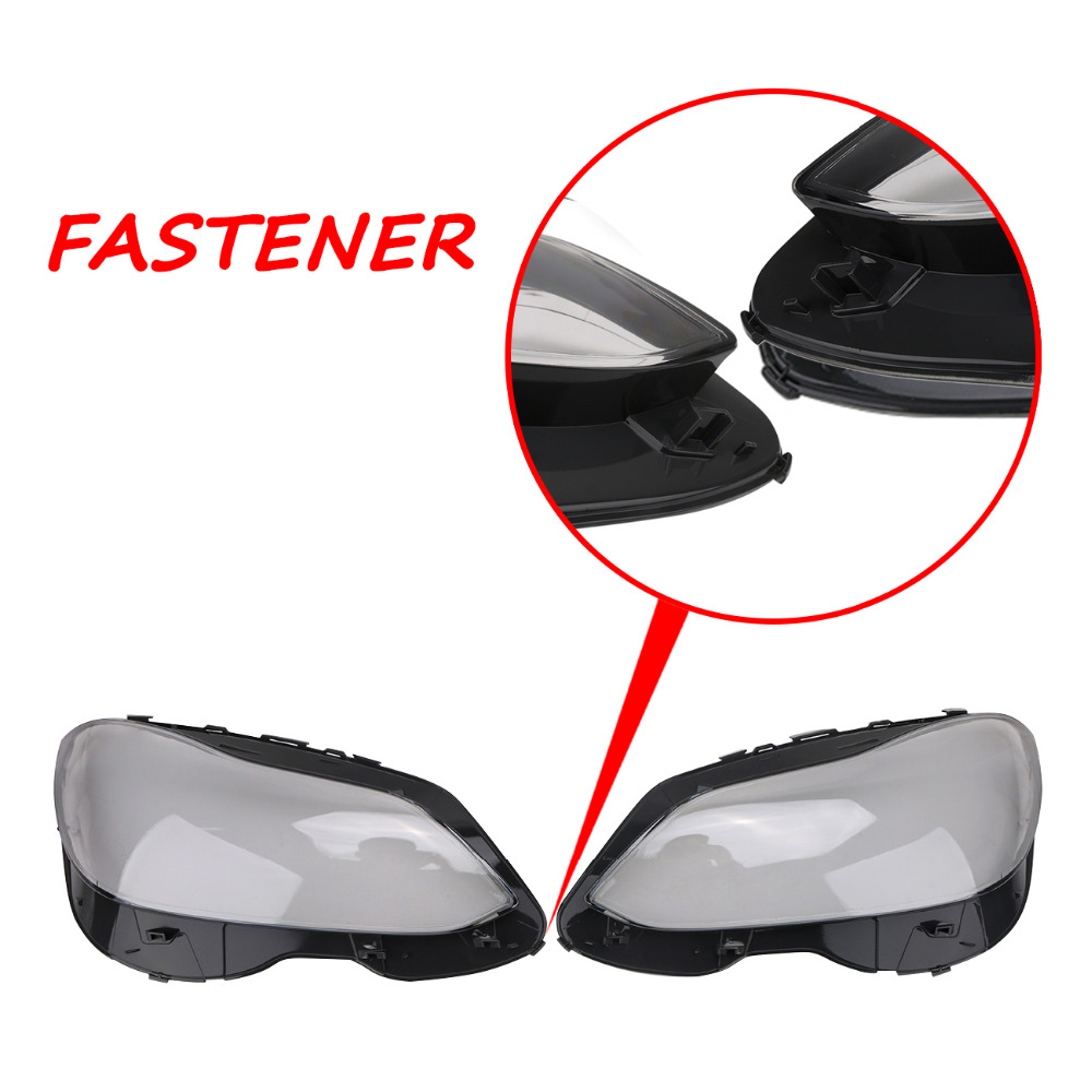 Headlamp lenses Cover W212 (14)