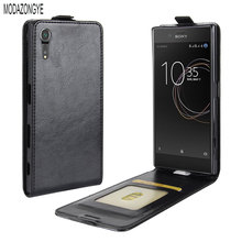 Buy Cover Sony Xperia XZ Case Luxury PU Leather Back Cover Phone Case Sony Xperia XZ Dual F8332 F8331 Case Flip Cover for $5.19 in AliExpress store