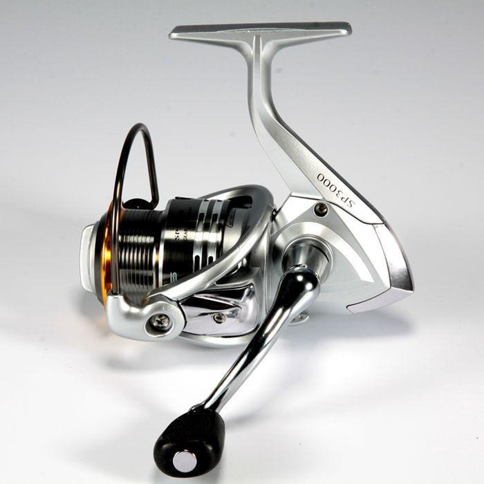 Free Spare Spool Fishing ReelSpinning Reel Metal Carp Fishing Coil 10+1BB Spinning Fishing Reel Pesca Reel<br>