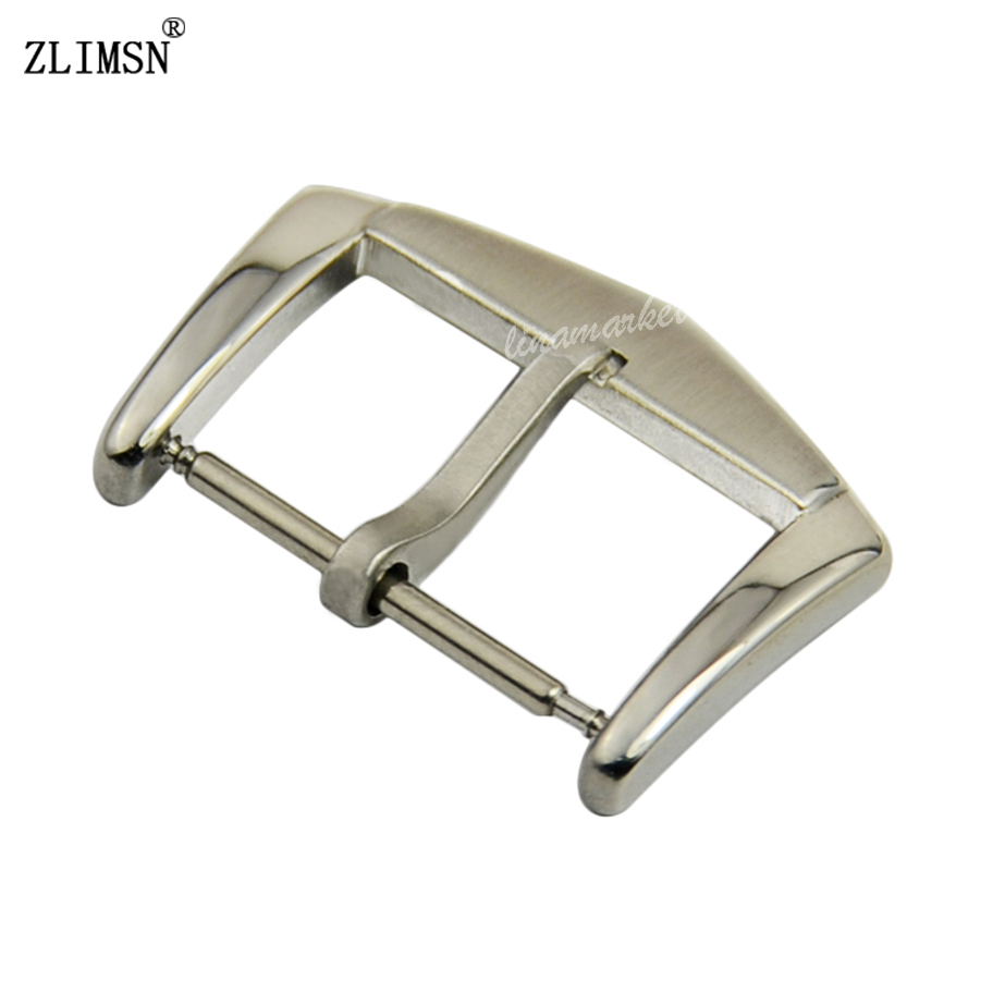 NEW 16mm 18mm 20mm 22mm Solid Stainless Steel Watchbands Watch Band Clasp Strap Pin Buckles<br><br>Aliexpress