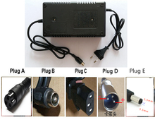 Electric Bicycle 36V 1.8A 1.6A 8AH 10AH 12AH Lead Acid Battery Charger Ebike Scooter With US EU Plug