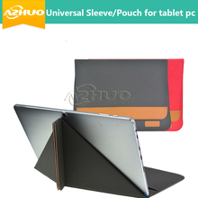 "New PU Pouch Case Cover Bag for 12.2"" CUBE I9/ Iwork 12, stand case for cube iwork12 +  free 2 gifts"