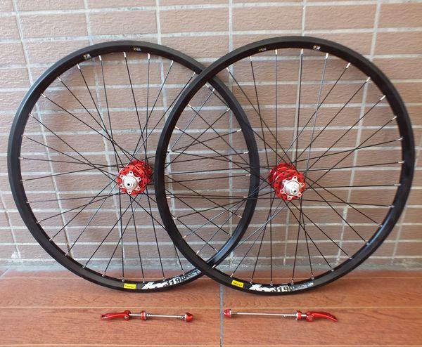 MTB bike hub2