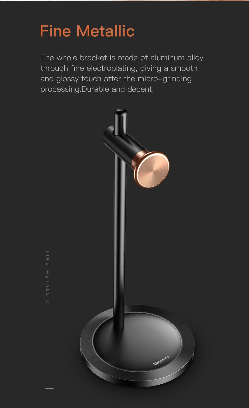 Baseus Adjustable Headphone Holder Stand