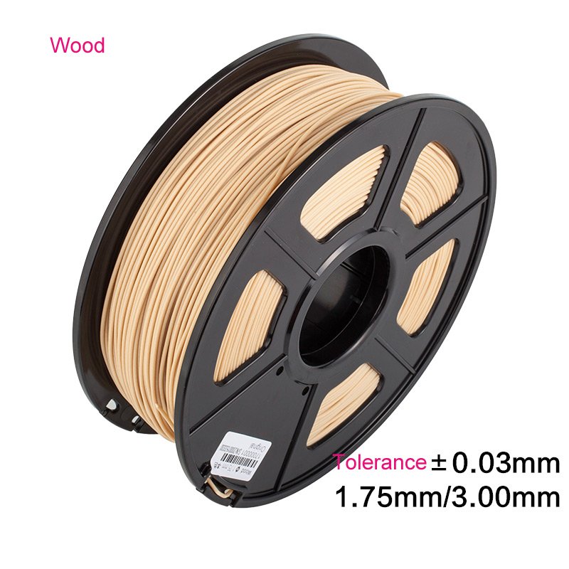 3D Printer Filament Brown Colour Environmentally friendly Plastic materials for 3D Printer<br>