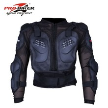 2016New model PRO-BIKER motorcycle armor Motorcyclist Body Protector protective set motor racing protection back protection VEST