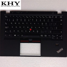 Original  CFB CF(CANADIAN FRENCH) Keyboard whit palmrest  For ThinkPad X1 Carbon 2013 (Type34XX)  FRU 04Y0989 04X3638