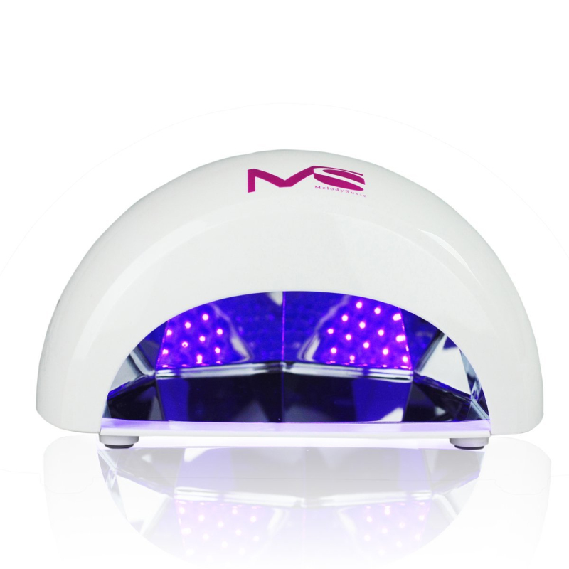MelodySusie Perfect Summer 12w LED Nail Dryer Diamond Curing Nail Art Lamp LED Nail Gel Polish Dryer 3 Colors free shipping<br>
