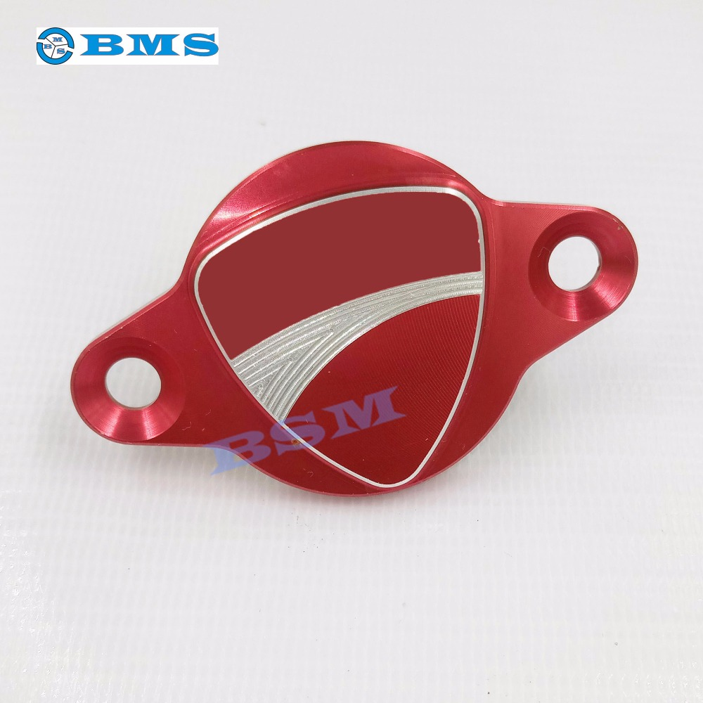 For DUCATI Multistrada 1200 DVT 1000 DS 1100/S Motocycle Accessories Alternator Cover Red Black Red<br><br>Aliexpress