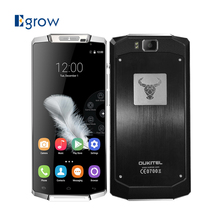 Original Oukitel K10000 Smartphone MTK6735P Quad Core 10000MAH Battery Android 6.0 Mobile Phone 5.5 inch 2G/3G/4G Cellphone