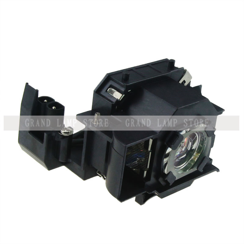 ELPLP34 / V13H010L34 Compatible lamp with housing for EPSON PowerLite 62c/76c/82c;EMP-TW62/TW82/62/62C/63/76C/82/X3<br><br>Aliexpress