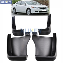 Mud Flap Mudguards 2010 2011 2013 For Honda Accord Euro 08-2012 Acura TSX 2009-2014 Mudflaps Splash Guards Front Rear Mud Flaps