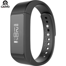 CAINO Fashion Smart Fitness Bracelet Bluetooth 4.0 Smart watch for IOS/Android Phone,Pedometer,Remote Camera,Sync Message watch