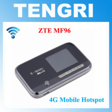 Original Unlocked ZTE MF96 3G 4G LTE Mobile WiFI Hotspot Router AWS/1900MHz(China)