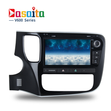 "8"" Octa Core Android 6.0 Car DVD Player GPS for Mitsubishi Outlander 2014 Car 2 din radio multimedia 2Gb+32Gb 64bit PX5 4G net"