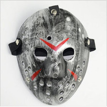 Hot Party Masquerade Masks Thickening Fade Freddy Jason Mask Halloween Custume Ball Party Mask Horror Funny Cosplay Face Mask(China)