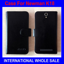 Newman K18 Case New Arrival Factory Price Flip Leather Exclusive Cover For Newman K18 Case tracking number