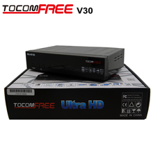 2017 Stock for Tocomfree V30 and Jynxbox V30 satellite TV receiver with JB200,ATSC, 8PSK tuner work well in north America