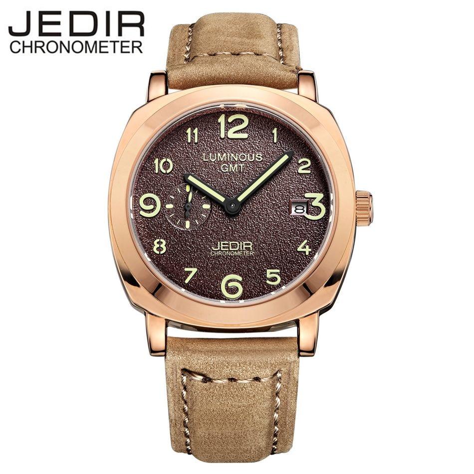 JEDIR Fashion Mesns Military Relogio Masculino Day Male Quartz-watch Wrist Watch  Gift Free Ship<br><br>Aliexpress