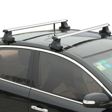 Car Roof Rack Cross Bar anti-thief for Honda for KIA for Nissan for VW /Buick/Toyota /Audi /BMW /Ford/Mazda(China)