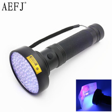 100LED 51LED 41LED 21LED 12LED UV Light 395-400nm LED UV Flashlight torch light lamp(China)