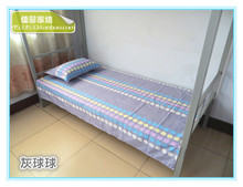 Special offer sheet children dormitory bed sheets single sheet piece School with wear MAO upper and lower bed is tasted