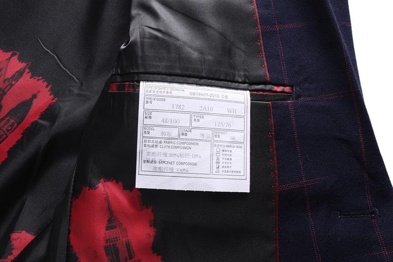 HTB1VRBkSpXXXXadXVXXq6xXFXXX7 - TIAN QIONG Brand Plaid Suit Men 2017 Slim Fit Mens Formal Wear Male Business Suits High Quality 3 Piece Groom Wedding Suit S/3XL