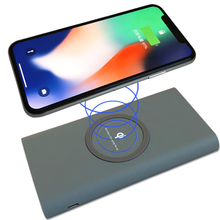 Buy Universal QI Wireless Charger Power Bank 10000mAh Quick Charge iPhone X 8 8Plus Galaxy S7 S8 S9 Note 8 Huawei Mate 10 P10 for $17.92 in AliExpress store