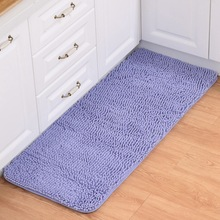 Microfiber Chenille Bedroom Rugs And Carpets Soft And Comfortable Kitchen Mats Long Pad For Sofa