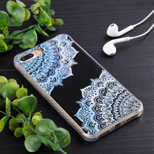 Buy Cute Coque Apple iPhone 8Plus Case Luxury Soft TPU Back Cover iPhone 8+ Phone Cases Bag Flowers Silicone Colorful Capa for $2.91 in AliExpress store