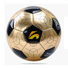 High Quality Official Standard Soccer Ball Size 5 Training Futebol ballon de Football Balls futbol Match Voetbal Bal(China)