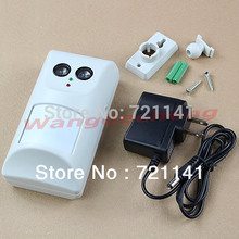 E74 Ultrasonic Waves Infrared Harmless Pet Dogs Cats Repeller Repellent Controller