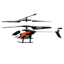FQ777-610 RC Helicopter Mode2 3.5CH 6-Axis Gyro RTF Infrared Remote Control Helicopter 3D Unlimited Eversion with LED Light